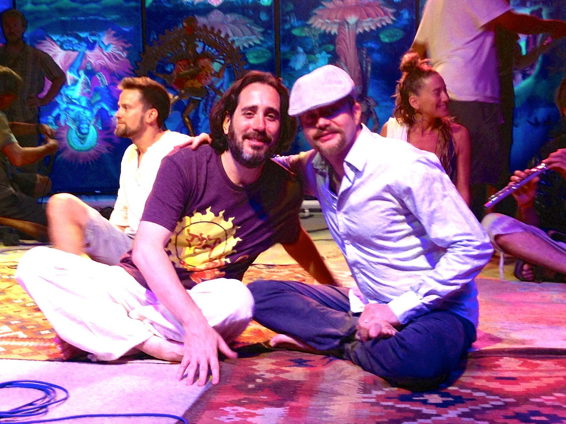 New Year's Bhakti Bliss Retreat with David Newman