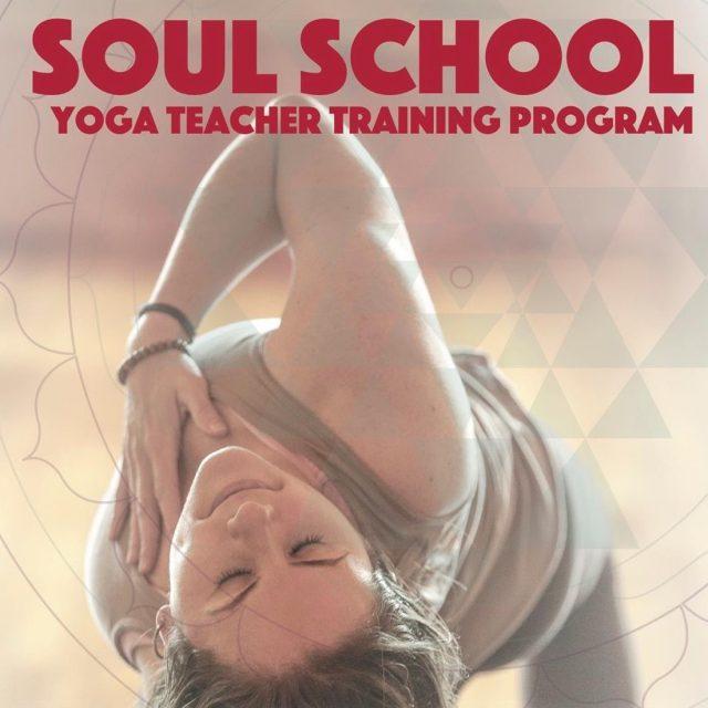 Soul School At Home: Online Interdisciplinary Yoga Teacher Training Program w/ Seán & Mitchel Bleier