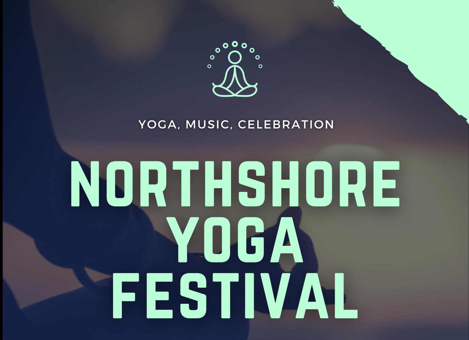 Northshore Yoga Festival With Seán