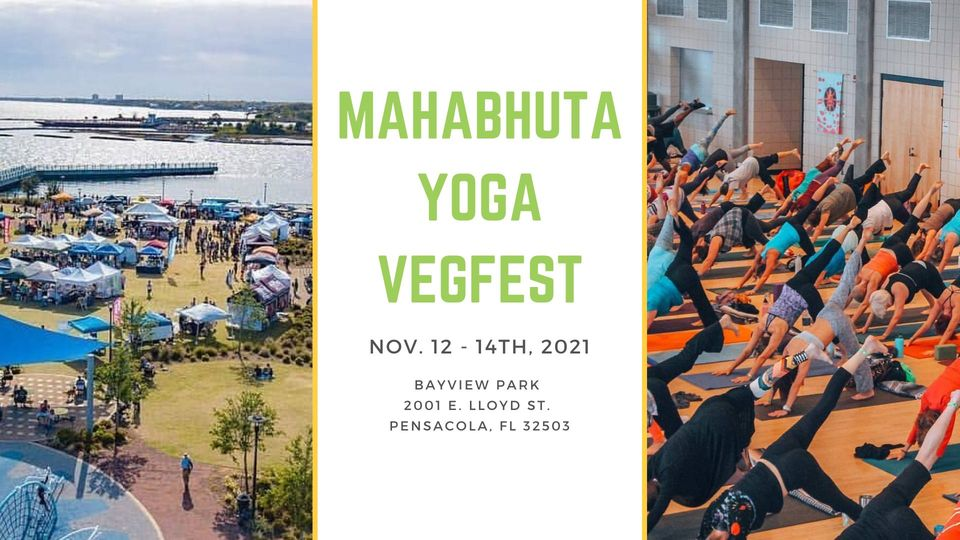 Mahabhuta Yoga Veg Fest